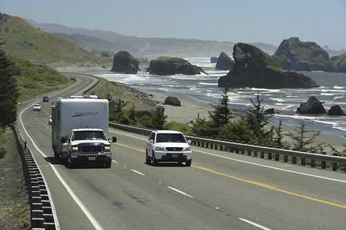Pacific Coast Highway photo