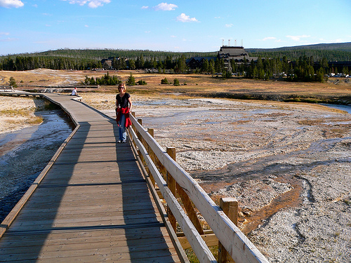 yellowstone lodge photo