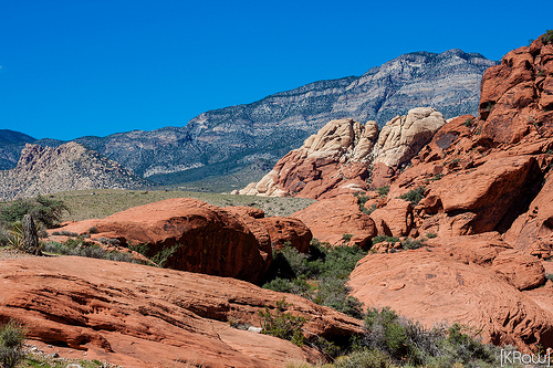 Red Rock Canyon vegas photo