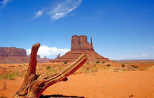 Monument Valley view photo