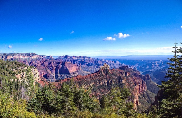 grand canyon view photo