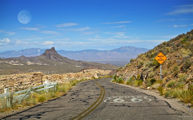 Route 66 trip photo