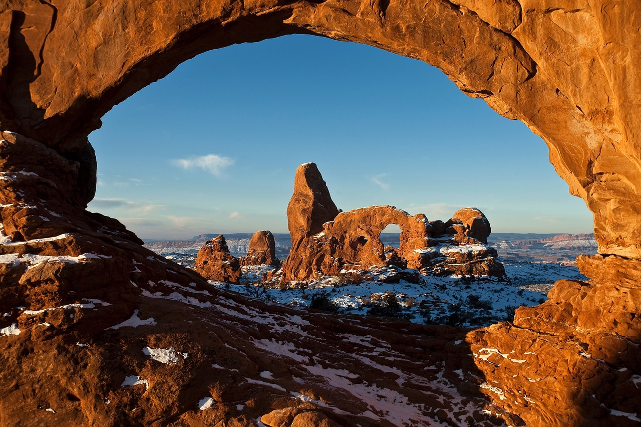 arches national photo