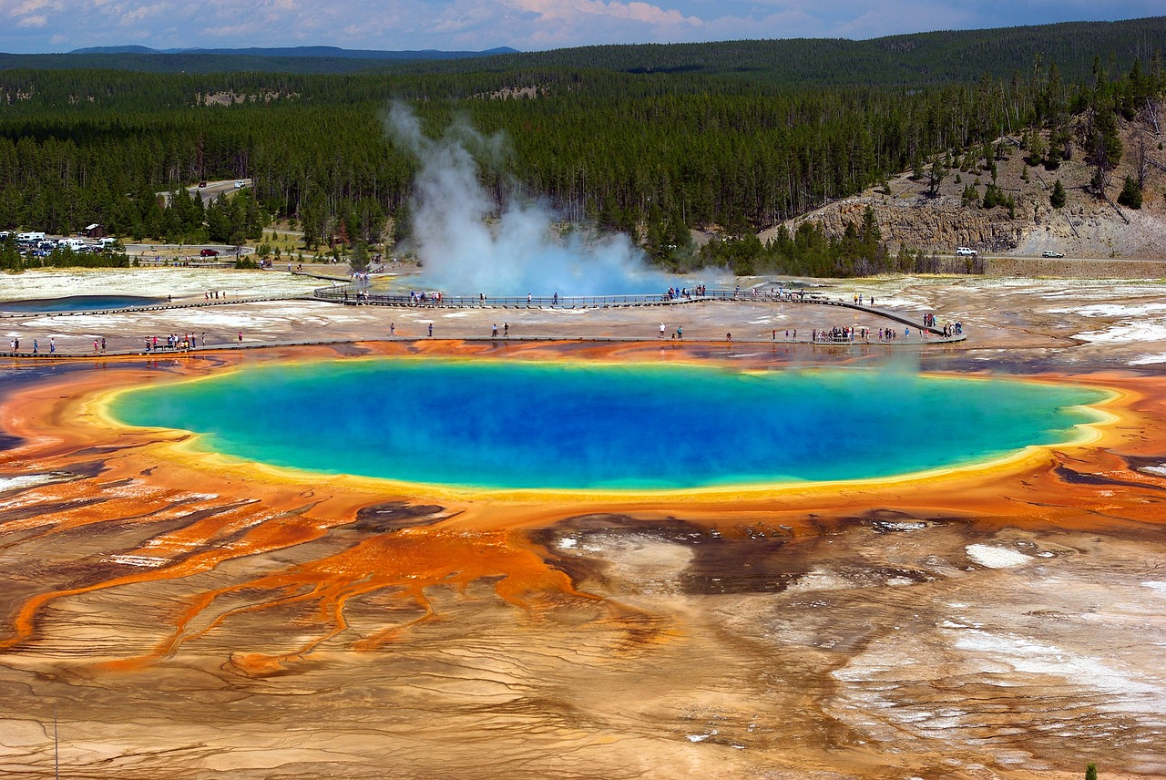 Yellowstone National Park photo